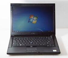 """Dell Latitude E6400 14"""" Core 2 Duo 2.2GHz 4GB 120GB Win 7 1400x900 Gaming Laptop"""