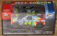 JEFF GORDON #24 DUPONT MONTE CARLO 2000 REVELL 1:64 LIMITED EDITION 1 OF 10,080