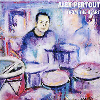 ALEX PERTOUT - FROM THE HEART USED - VERY GOOD CD