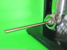 "3/8"" Slim (10mm) Tube for Manual Sausage Stuffing Stuffer Snack Sticks Pepperoni"
