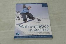Mathematics in Action 6th Edition