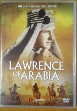 Lawrence Of Arabia: The Man Behind The Legend DVD Documentary NEW Free Postage