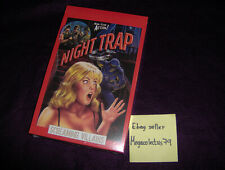 LIMITED RUN GAMES PS VITA ///Night Trap Classic Edition\ BRAND NEW SEALED