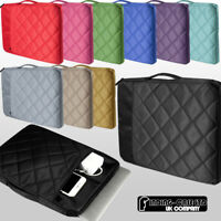 """For 10"""" 11"""" 13"""" 14"""" 15"""" Tablet Laptop Notebook - Universal Carry Sleeve Case Bag"""