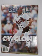 Beckett Baseball Card Monthly December 1995 Issue #129 GREG MADDUX Cover
