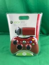 Xbox 360 Limited Edition Red Controller BRAND NEW