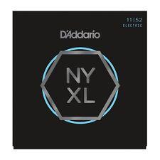 D'Addario NYXL NYXL1152 11-52 Electric Guitar Strings Free US Shipping NY Steel