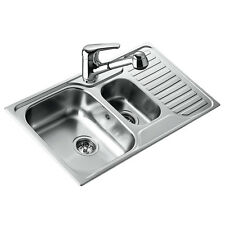 Teka Princess 1½C MTX Edelstahl Spüle Küchenspüle Einbauspüle Spülbecken Küche