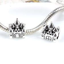 Charm Château Disney pour bracelet argent Pandora charms