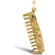 Collares y colgantes de bisutería oro amarillo
