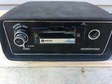 1970 1971 Mopar Chrysler Factory Console Mounted Cassette Player with Brackett