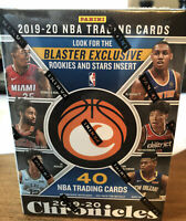 19-20 Panini Chronicles Blaster Box NBA basketball Factory Sealed! 2019-2020