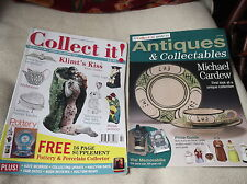 June Monthly Antiques & Collectables Magazines