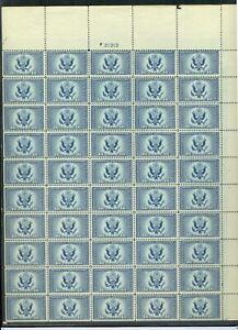 US CE 1 Special Delivery Airmail, Mint F/VF OG NH