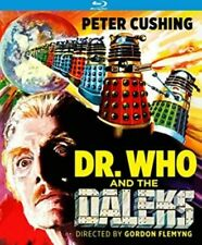 Dr. Who and the Daleks [New Blu-ray]