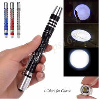 1200 LM Cree Q5 LED Torch Flashlight Light High Power 18650 Lamp Bright Light