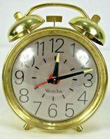 Vintage Westclox Time Piece Clock with Alarm wind up