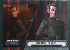 Star Wars Evolution 2016 Base Card #60 Wilhuff Tarkin - Republic Captain