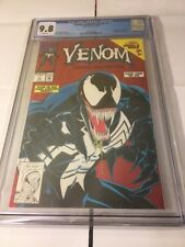 VENOM LETHAL PROTECTOR #1 CGC 9.8 -1993 RED FOIL COVER- 1ST VENOM IN OWN TITLE