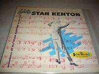 STAN KENTON ORCHESTRA MEMBERS SALUTE TO LP EX Crown 128 1959