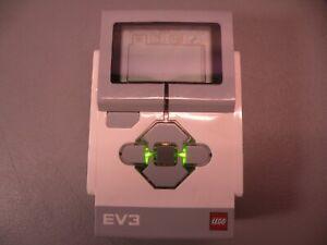 Lego Mindstorms EV3 Intelligent Brick (Screen Has Small Crack)