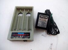 Vintage 1980's Taiyo Japan USED Ni-CD AA Battery Charger Tyco Nikko Tamiya