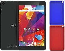 Alba 8 Inch HD 16gb Android WiFi Tablet - Black.