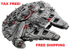 Highly RARE Collectible Lego Star Wars 10179 Millennium Falcon UCS SEALED!! New!
