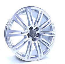 Audi Original A8 4H A7 4H0601025 AE Felgen Alufelgen Silber  4 Stück  20 Zoll