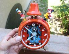Vintage Bradley WaltDisney Mickey Mouse Alarm Clock GermanyAdvertising