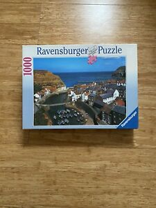 Ravensburger Staithes 1000 Piece Jigsaw Puzzle