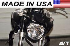 AVT Yamaha FZ-07, FZ-09, FZ8, FZ1, R3  FLUSH FRONT LED Turn Signals