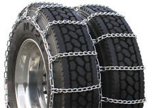 Glacier Highway Service Dual 255/50-19 Truck Tire Chains - H4229SC