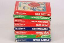 Lot of 8 Boxed Intellivision Games