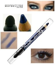 Smoky Navy Eyeliner Maybelline Master Shadow Pencil Smudger