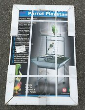 New Prevue Parrot Bird Playstand #3181 Medium to Large Birds Same Day Shipping
