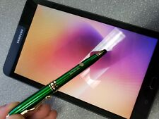 New Green Color ! POLICE PEN , Smooth ink, Stylus - LED Light NICE GIFT