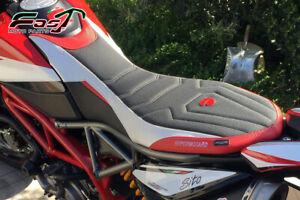 Ultragrip Seat Cover for Ducati Hypermotard 950 Tappezzeria Italia Luna SP