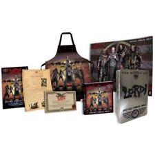Lordi - Scare Force One ltd. Hella's Kitchen Metal-Box Set t-shirt comic apron +
