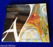 NEW SEALED CD Ensemble Trielen Musique Francaise Pour Trio D'Anches Reed Trio