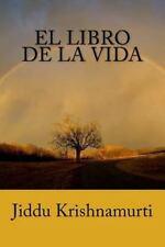 El Libro de la Vida (Spanish Edition) by J. Krishnamurti (2016, Paperback)