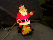 1954 Raylite Paramount Santa Christmas Light