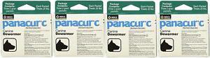 Panacur Canine Dewormer 2 Gram 4-Pack