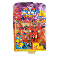 Ronin Warriors Ryo 1995 Playmates Action Figure Brand New Factory Sealed