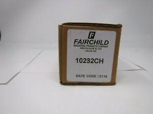 Fairchild Precision Back Pressure Regulator 10232CH *NEW* (Free Shipping)