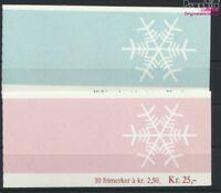 Norwegen 938MH-939MH 2 Markenheftchen postfrisch 1985 Weihnachten (9077249