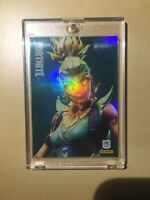 2019 Panini Fortnite Series 1 Straw Ops Epic  Outfit #240 Holofoil Card