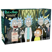 Close Rick-Counters of the Rick Kind Deck-Building Game - English Version AU