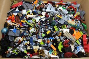 10,20 KG LEGO gemischte Kiloware Sammlung Bausteine