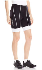 NWT Primal Wear Onyx Women's Evo Avani Cycling Bike Shorts Size XS Black White